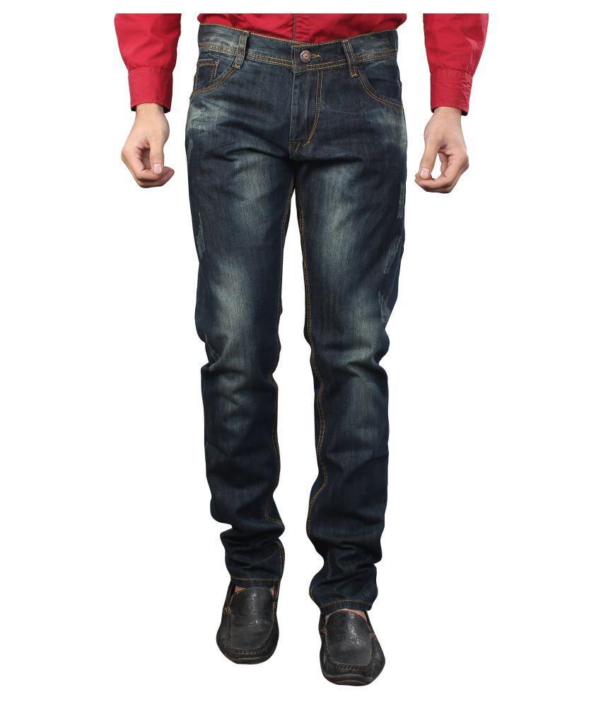 Jugend Blue Regular Fit Jeans