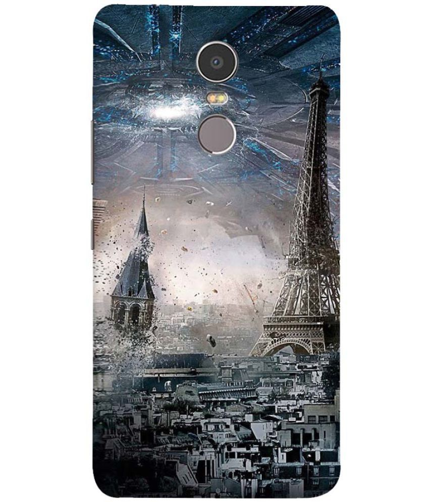 Lenovo K6 Note Printed Cover By PrintVisa