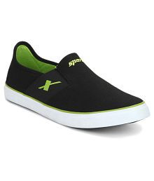 Sparx SM-214 Sneakers Black Casual Shoes