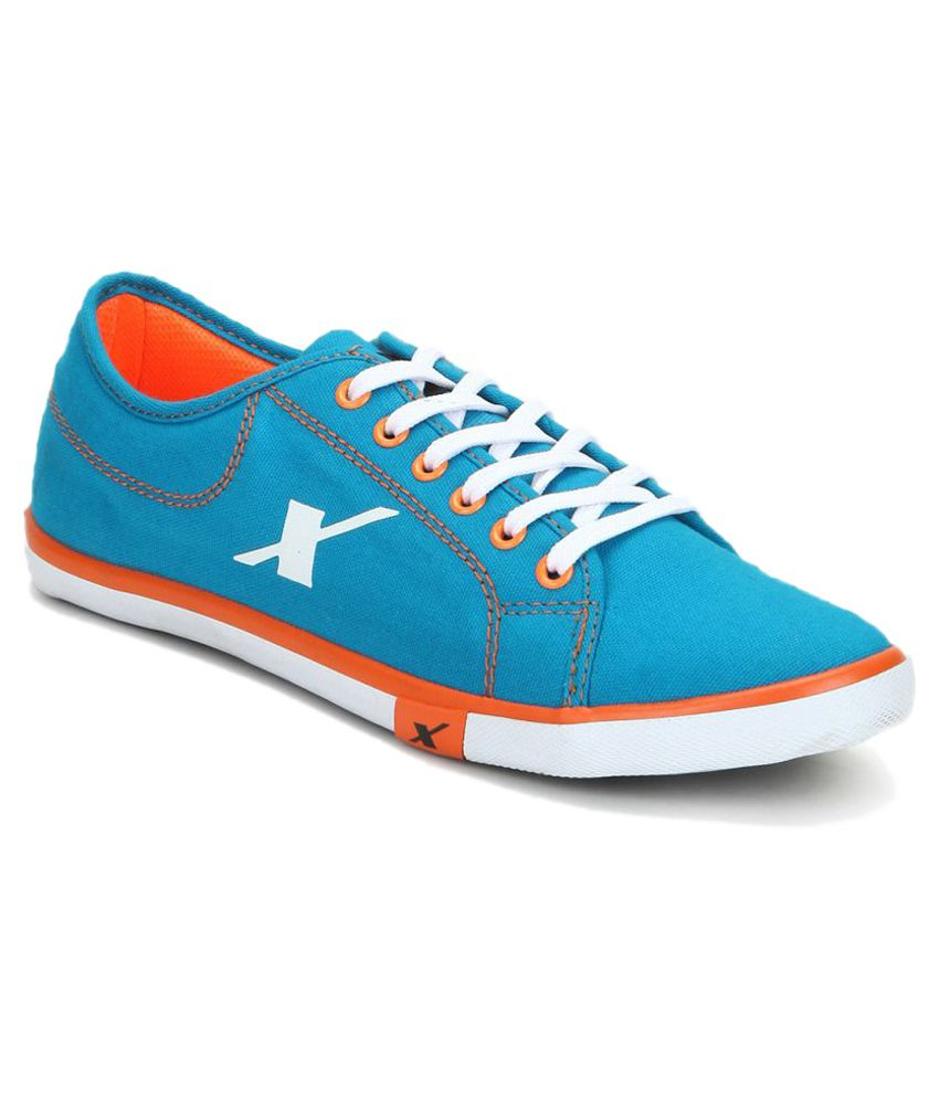 Sparx Sneakers Blue Casual Shoes - Buy