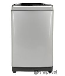 LG 6.5 T7577TEEL1 Fully Automatic Top Load Washing Machine Free Silver and Wine Black