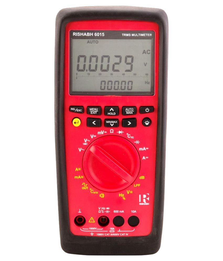 digital multimeter pdf in hindi