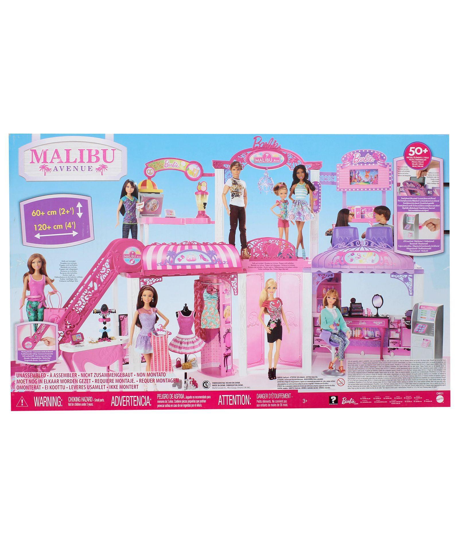 Barbie Malibu Avenue Mall Buy Barbie Malibu Avenue Mall line at