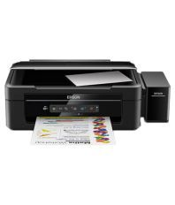 Epson L 385 Multi Function Colored Inkjet Printer
