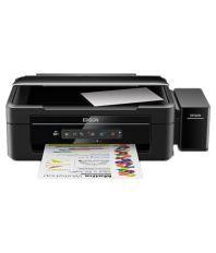 Epson L 385 Multi Function Colored Inkjet Printer