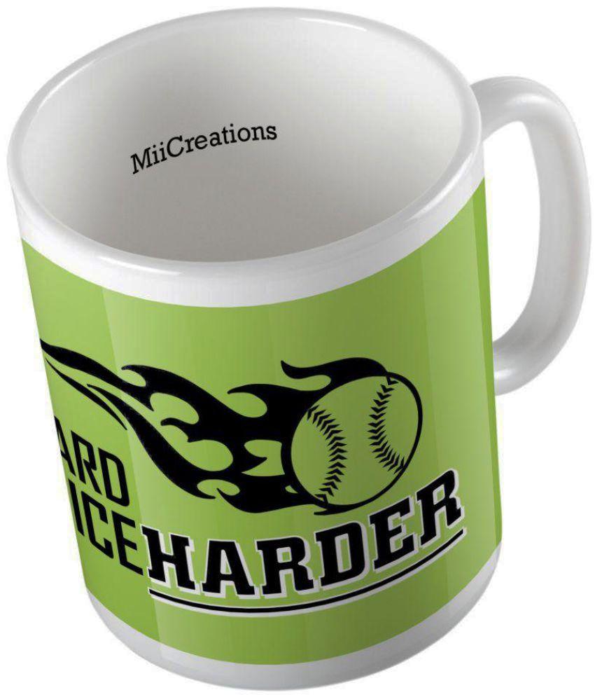 MiiCreations Ceramic Coffee Mug 1 Pcs 325 ml
