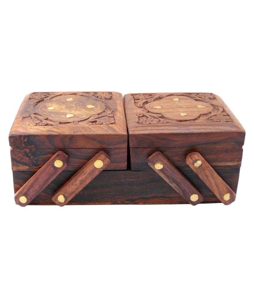 Desi Karigar Jewellery Box For Women