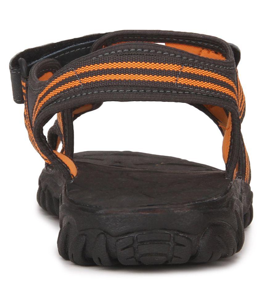 ad472c6b378ab Reebok SUPREME CONNECT Gray Floater Sandals - Buy Reebok SUPREME ...