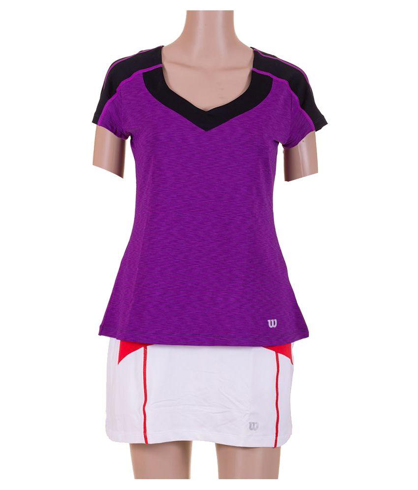 Wilson Polyster T-Shirt