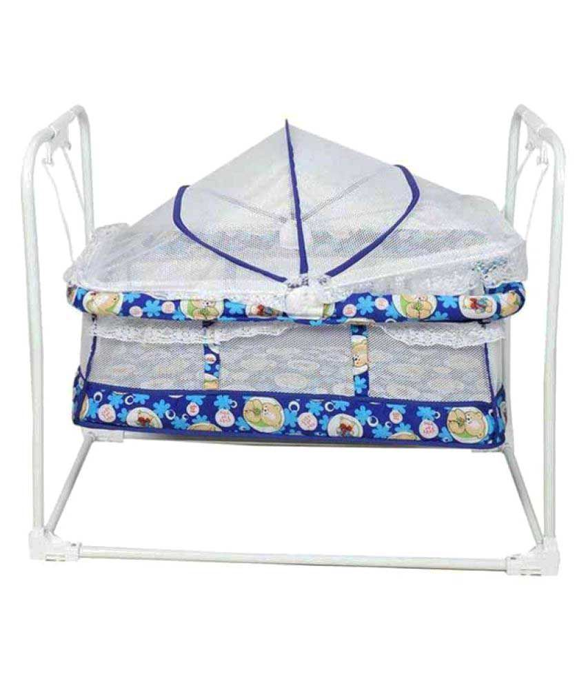 Variety Gift Centre Multicolor Cradle Bassinet