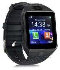 Shan DZ09 Smart Watches Black