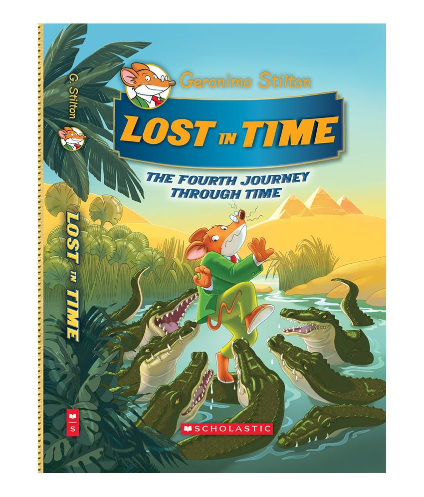Geronimo Stilton SE: The Journey Through Time#04 - Lost In Time