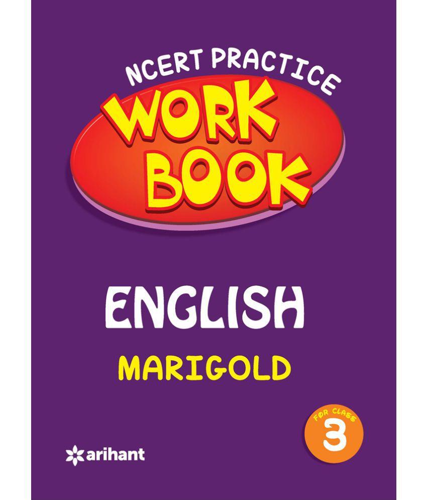 NCERT Practice workbook English Marigold For Class 3: Buy NCERT ...