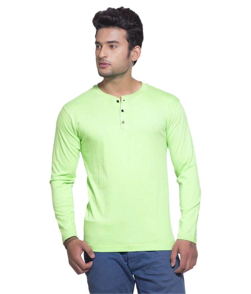 Clifton Green Henley T-Shirt