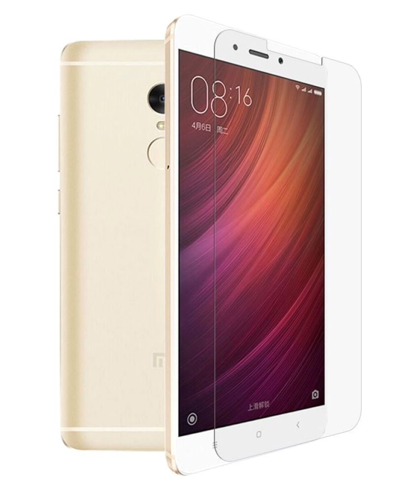 Xiaomi Redmi Note 4 Tempered Glass Screen Guard By Kosher Traders