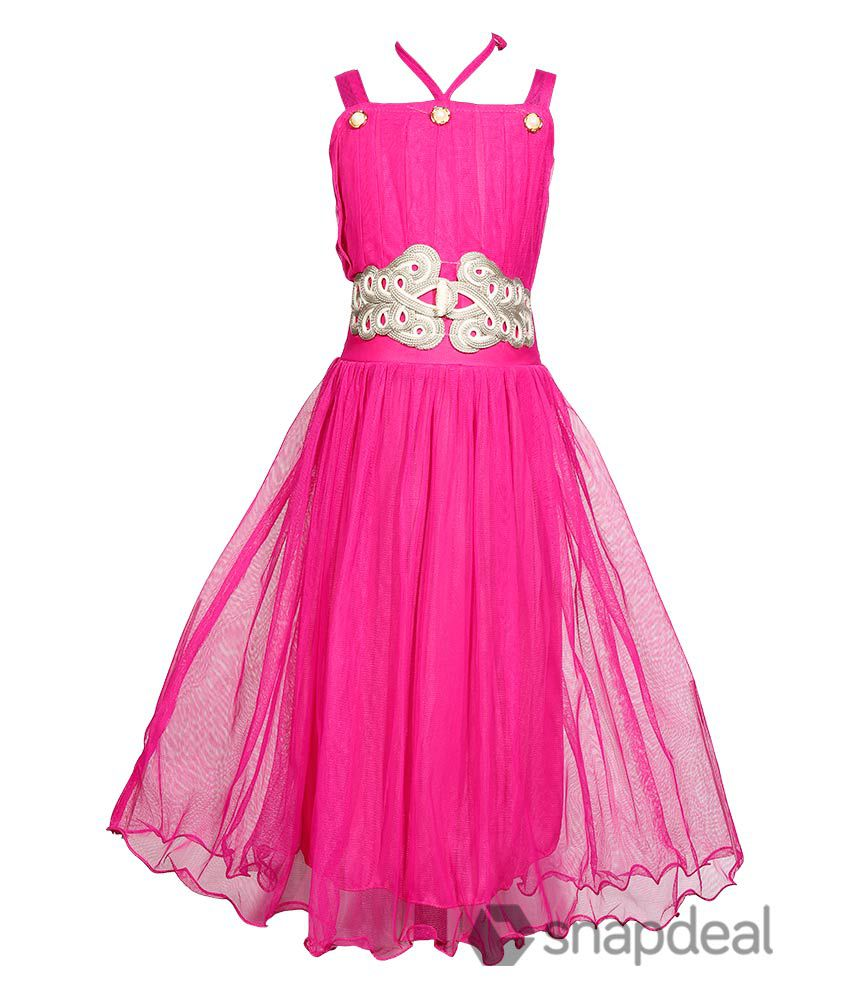 Tiny Toon Pack of 2 Party Wear Dresses For Kids - Buy Tiny Toon Pack ...