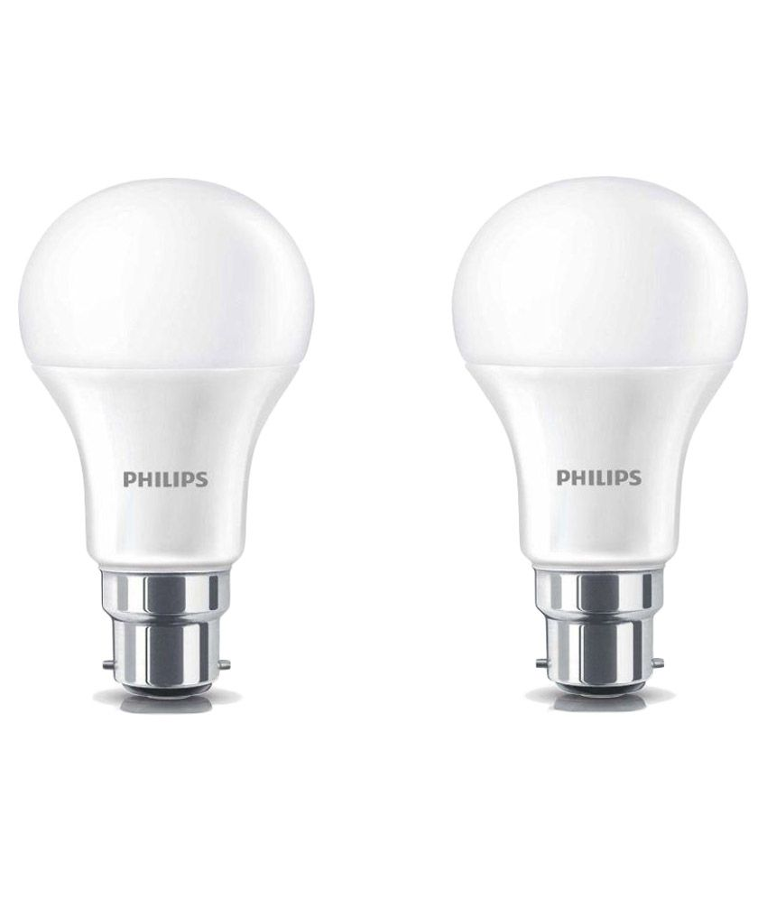 Philips 14W Pack of 2 Led Bulbs