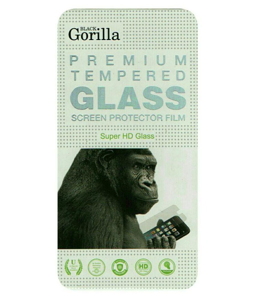 Intex Aqua Star 2 (4GB) Tempered Glass Screen Guard By Black Gorilla
