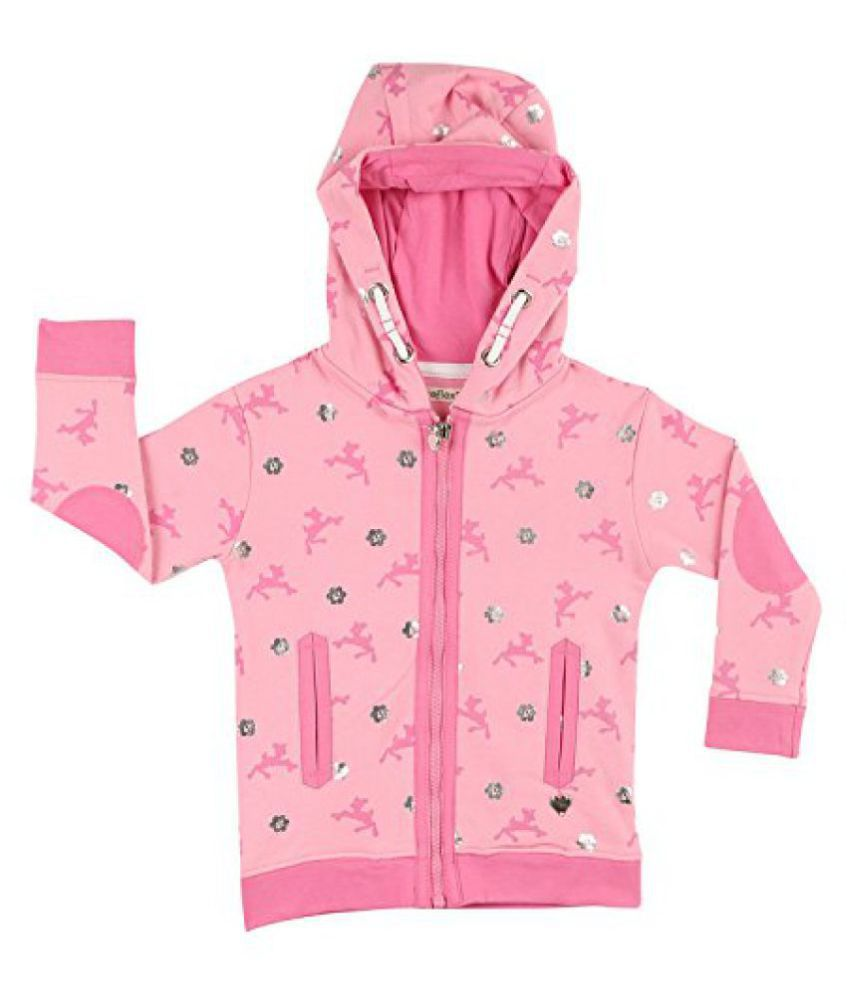 KODI Girl's Pink Jacket