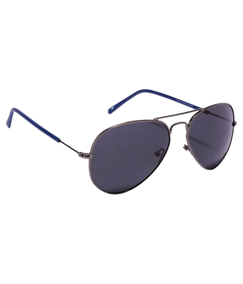Vincent Chase Grey Aviator Sunglasses ( VC 6960/P )