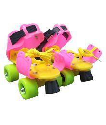 AZI Multicolor Cool Dry Skates For Kids