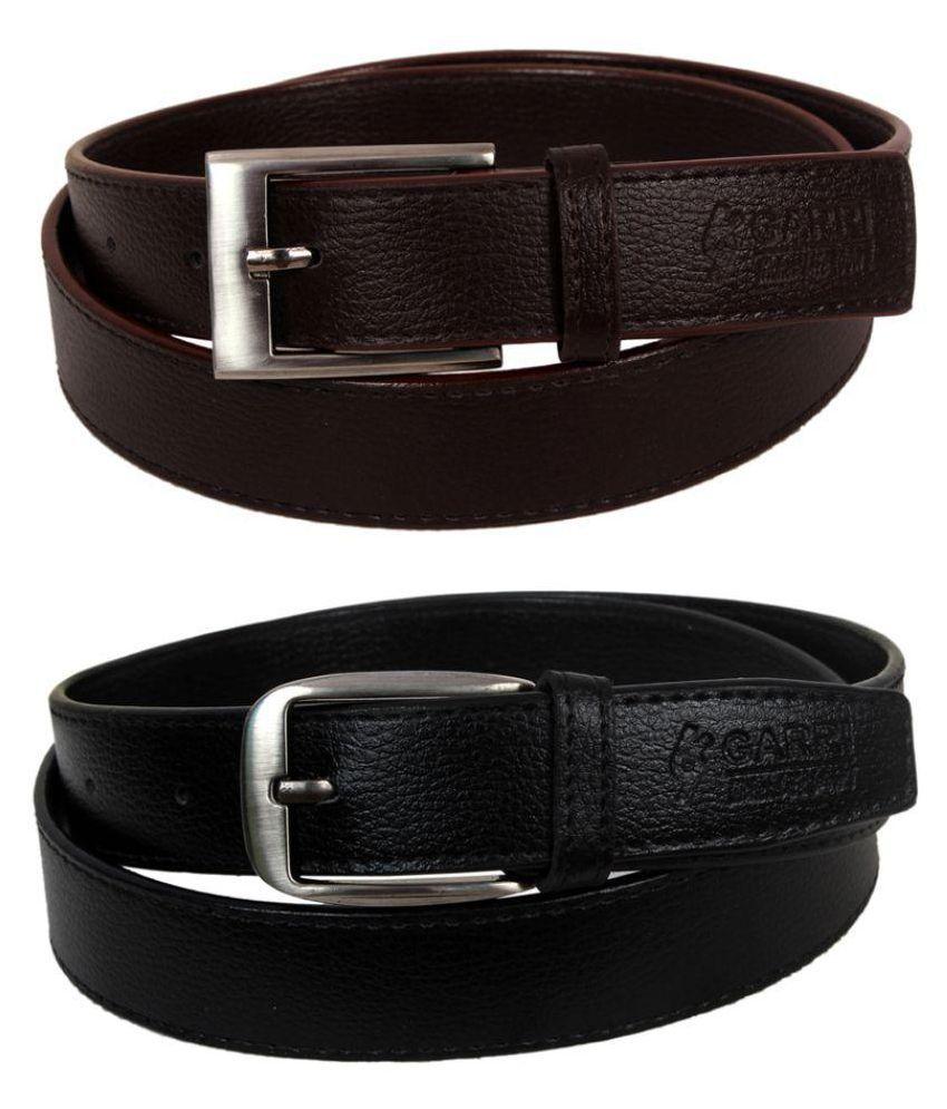 Garri Multi PU Formal Belts