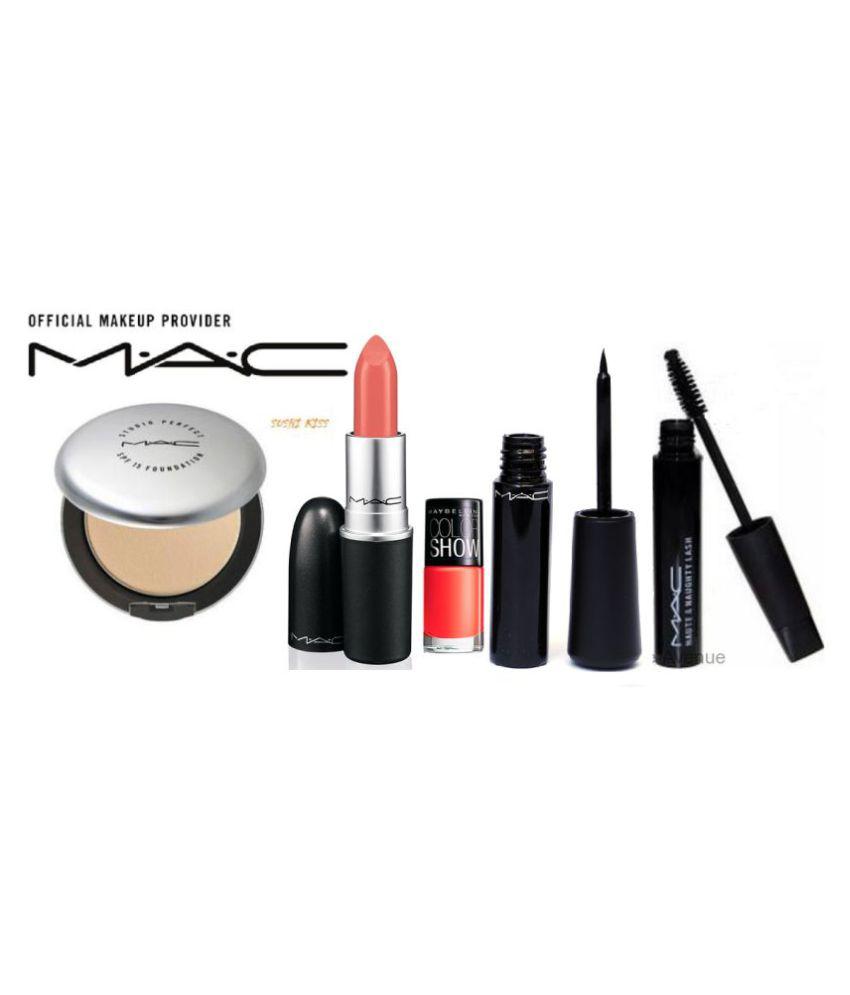 Mac professional makeup kits