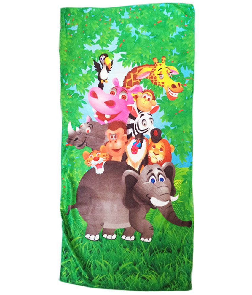 Catman Multi Cotton Bath Towels 1