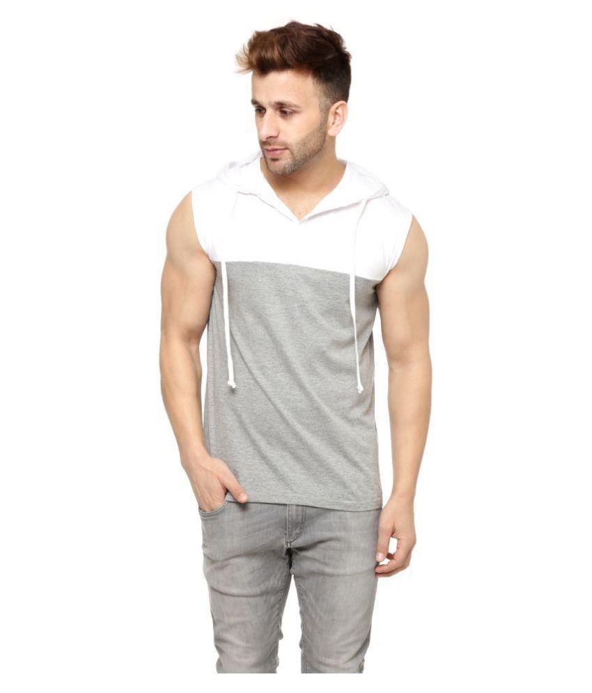 Gritstones Multi Hooded T-Shirt