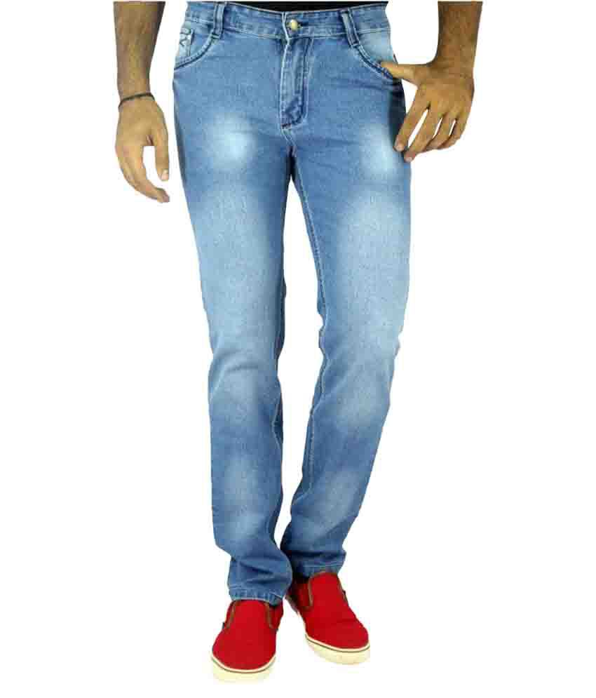 Oxberg Light Blue Slim Jeans