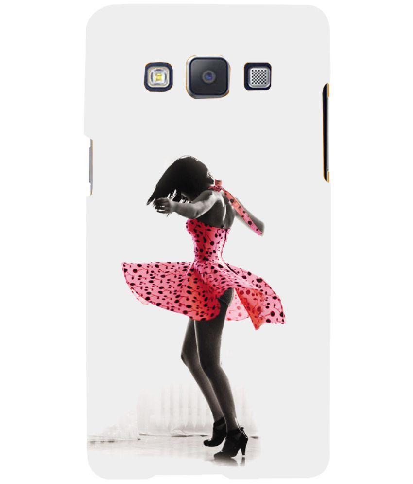 Samsung Galaxy E5 Printed Cover By PrintVisa