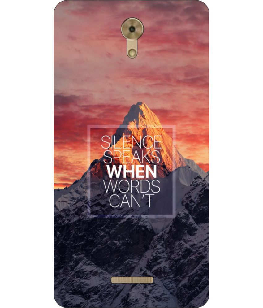 Coolpad Mega 3 Printed Cover By Go Hooked