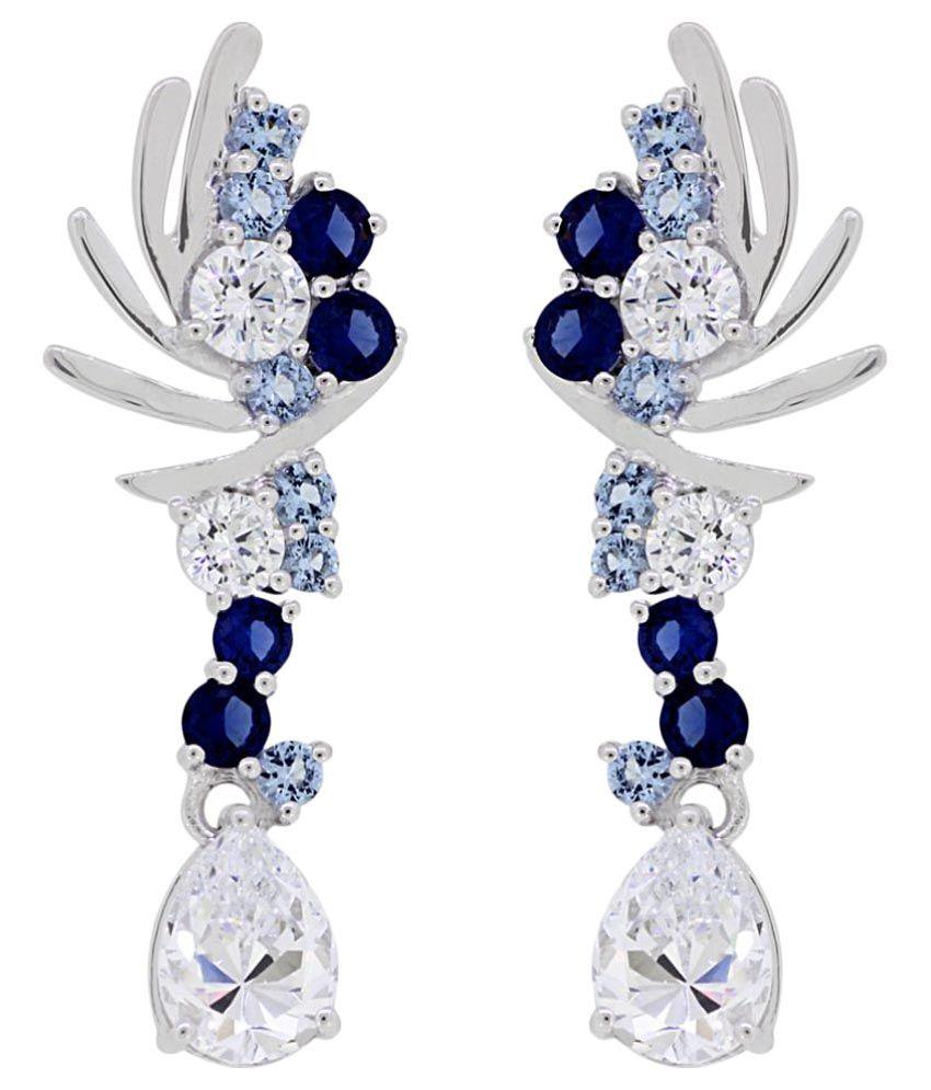 Joal Multicolor Hanging Earrings
