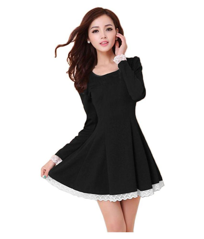 Gift Valley Crepe Dresses