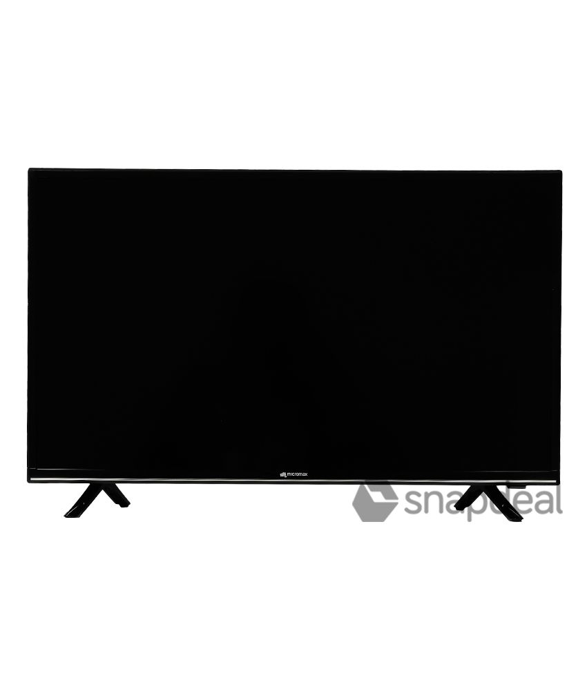 Micromax 32TSD6150FHD/32AZI9747FHD 81 cm (32) Full HD (FHD) LED Television With 1+2 Year Extended Warranty