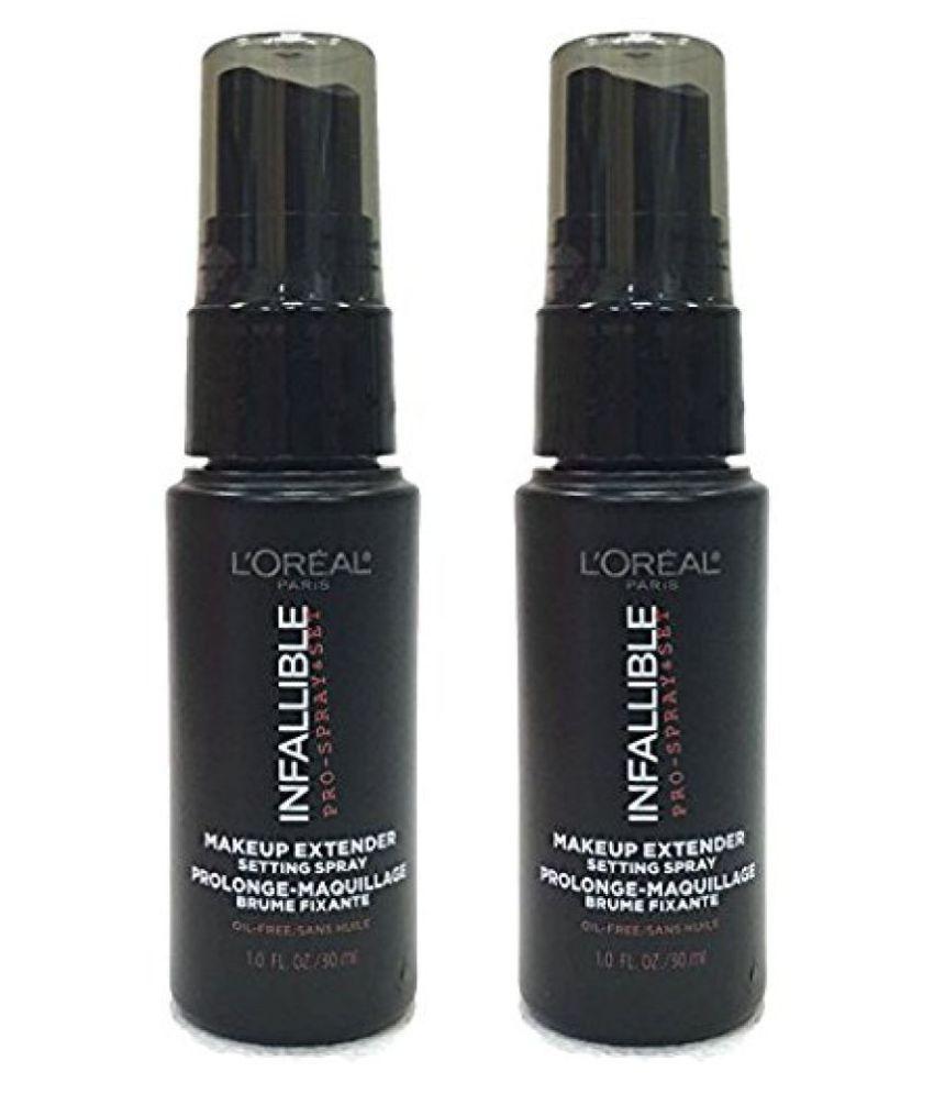 L'Oreal Paris Pro-Spray & Set Makeup