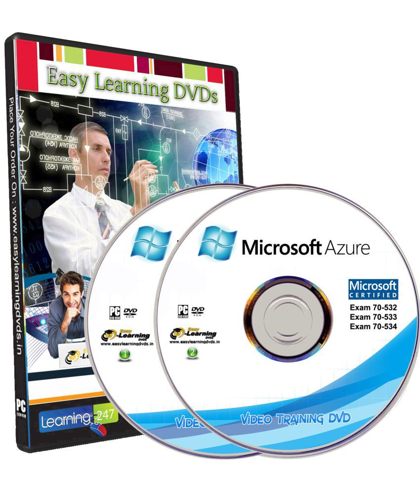 Microsoft azure certification exam 70 53270 533 70 534 video microsoft azure certification exam 70 53270 533 70 534 video training on 2 dvds dvd 1betcityfo Image collections