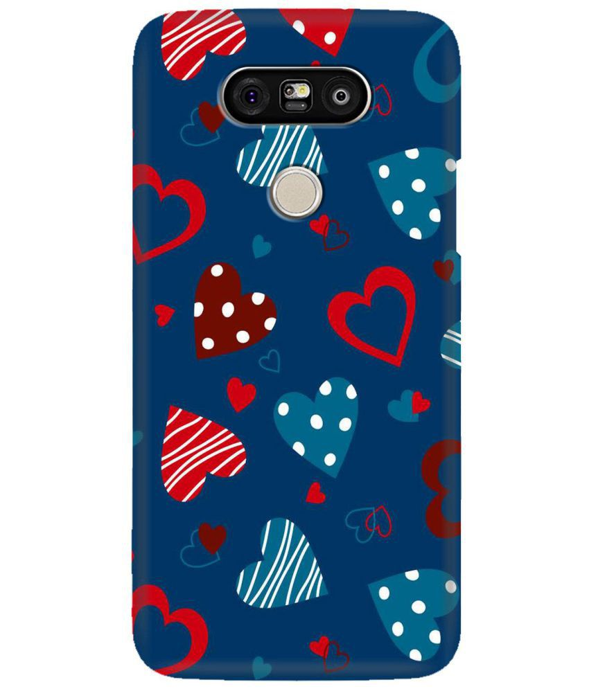 Lg G5 Printed Cover By ZAPCASE