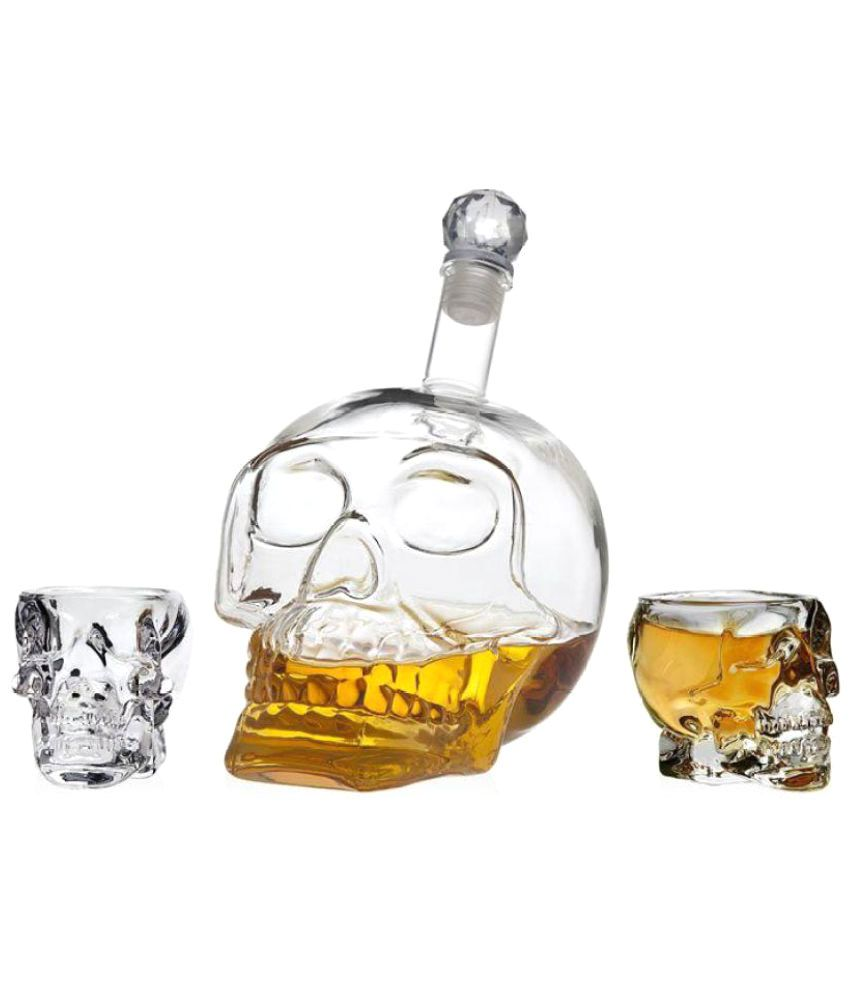 Obencho Glass Decanters