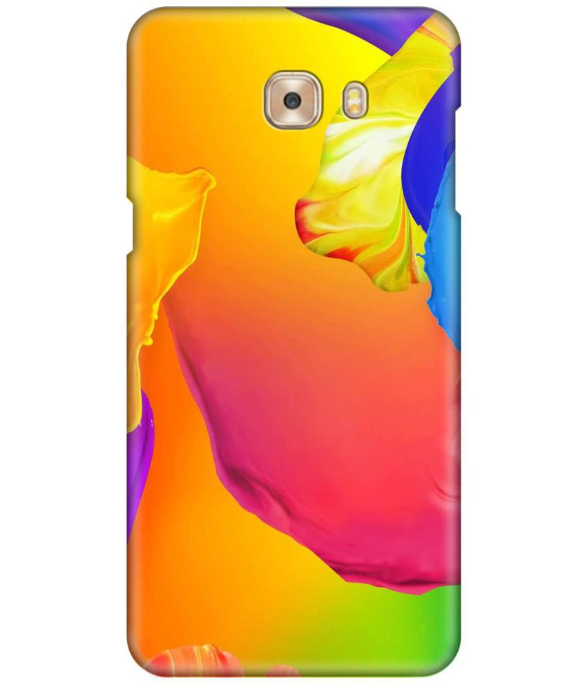 Samsung Galaxy C9 Pro Printed Cover By SWAGMYCASE