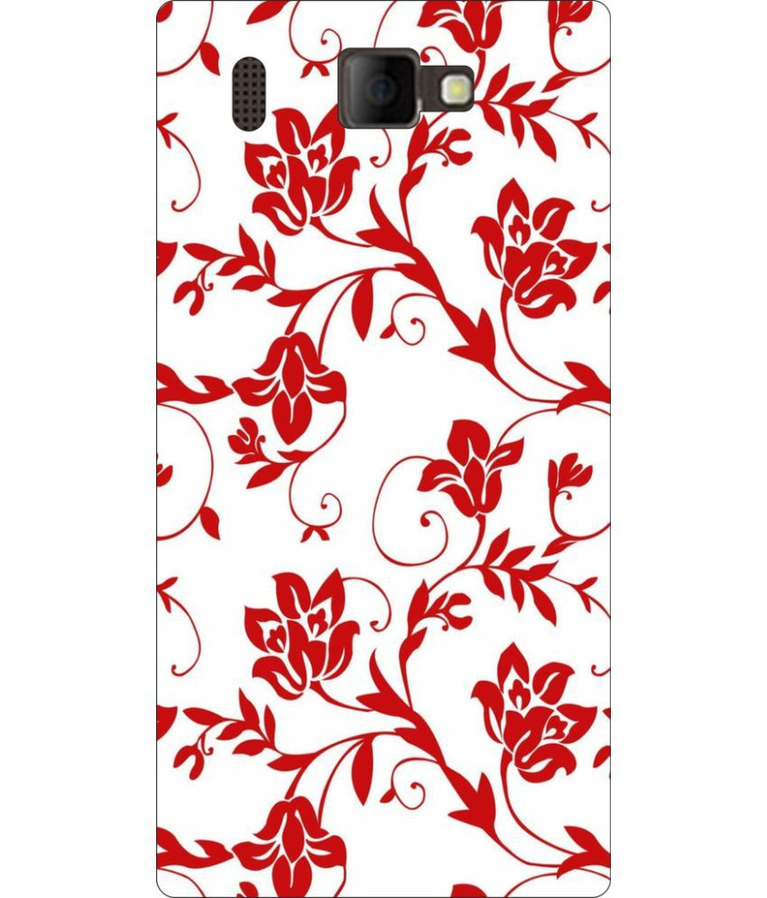 Panasonic P66 Mega Printed Cover By Go Hooked
