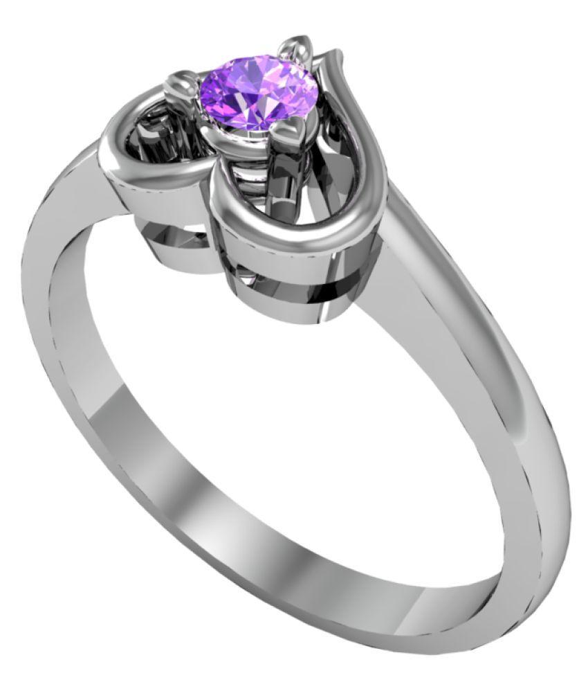 Suvam Jewels 92.5 Silver Ring