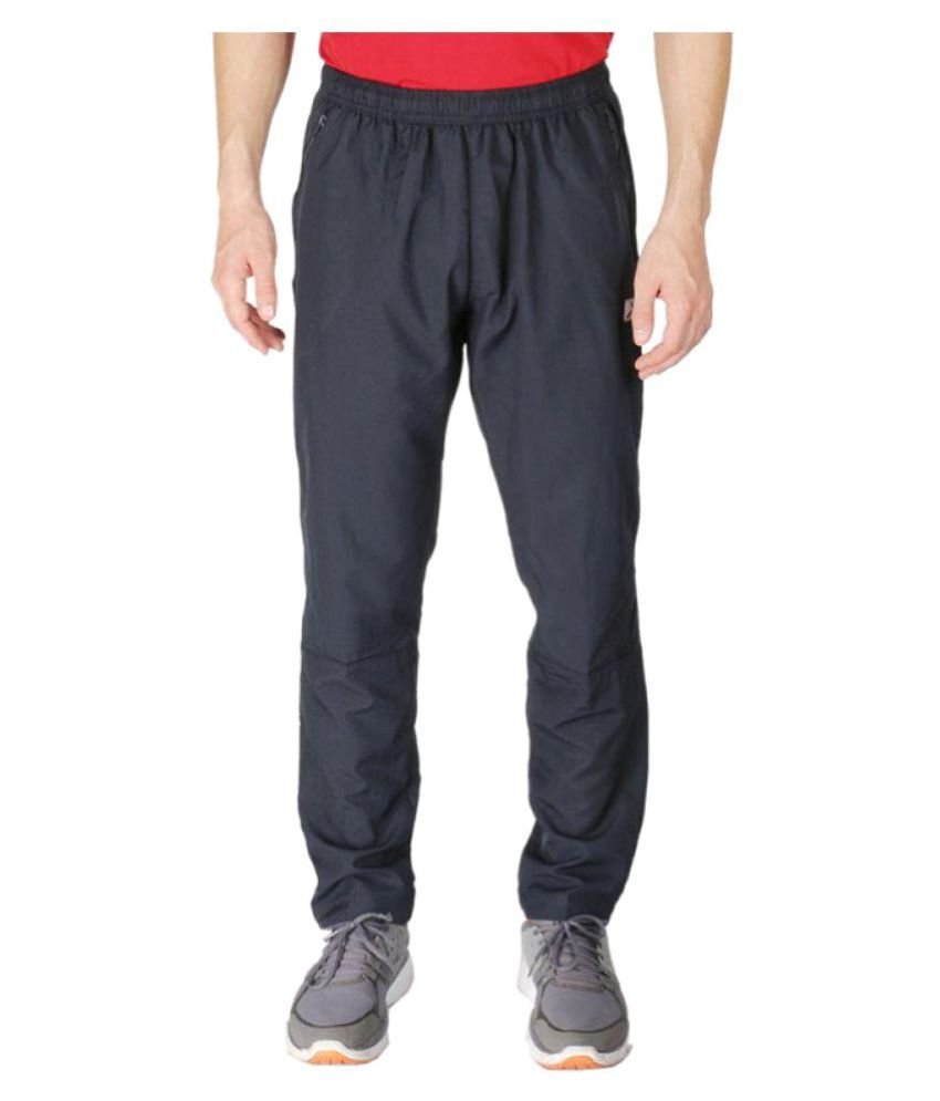 Vector X VL-1500-A Solid Men's Black Track Pants