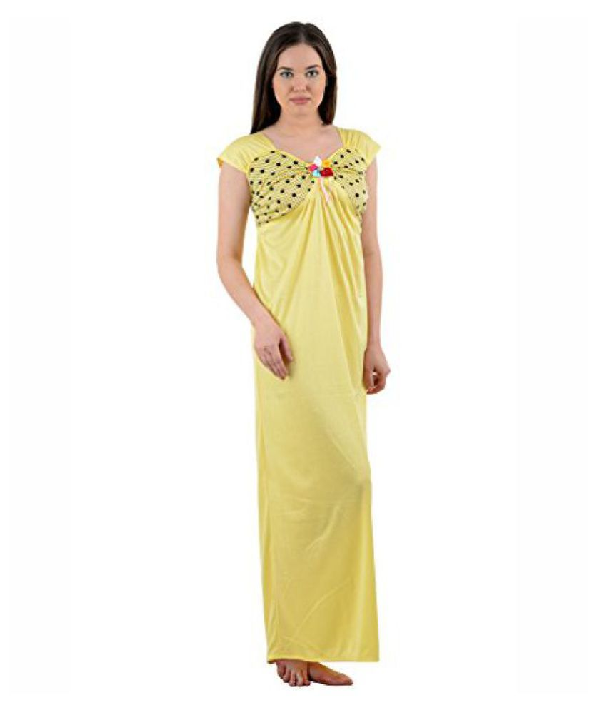 750d10ee5df Buy Womens Stylish Sexy Nighty Online at Best Prices in India - Snapdeal