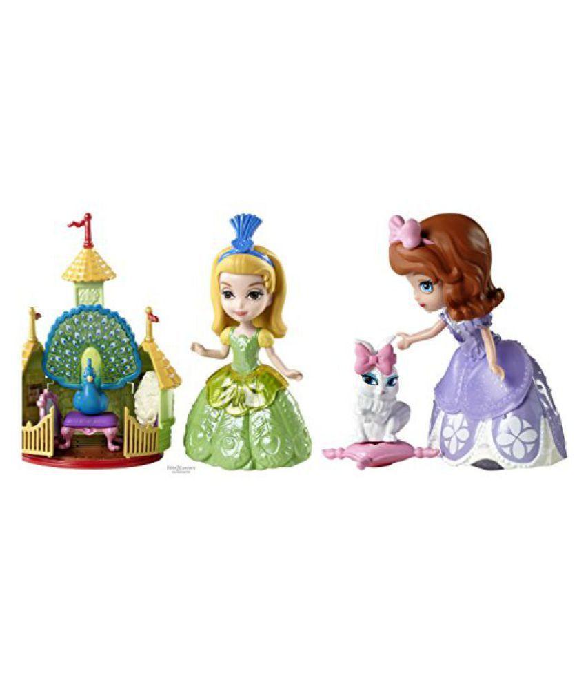 Sofia The First Princess Amber PraLine the peacock Princess Sofia And Ginger