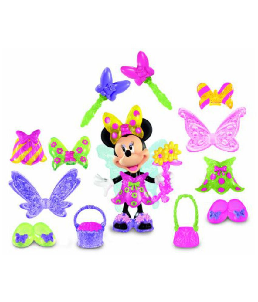 Fisher-Price Disney's Minnie Mouse: Fairy Deluxe Bowtique