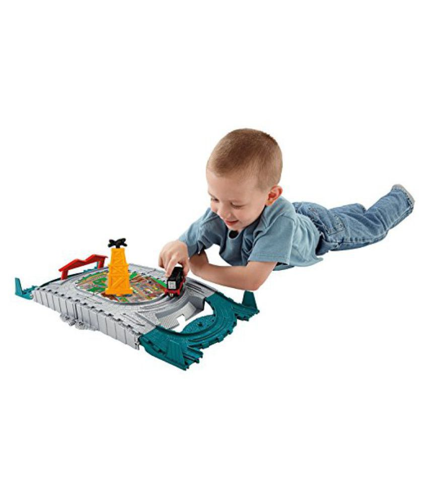 Fisher-Price Thomas the Train: Take-n-Play Diesels Double Delivery
