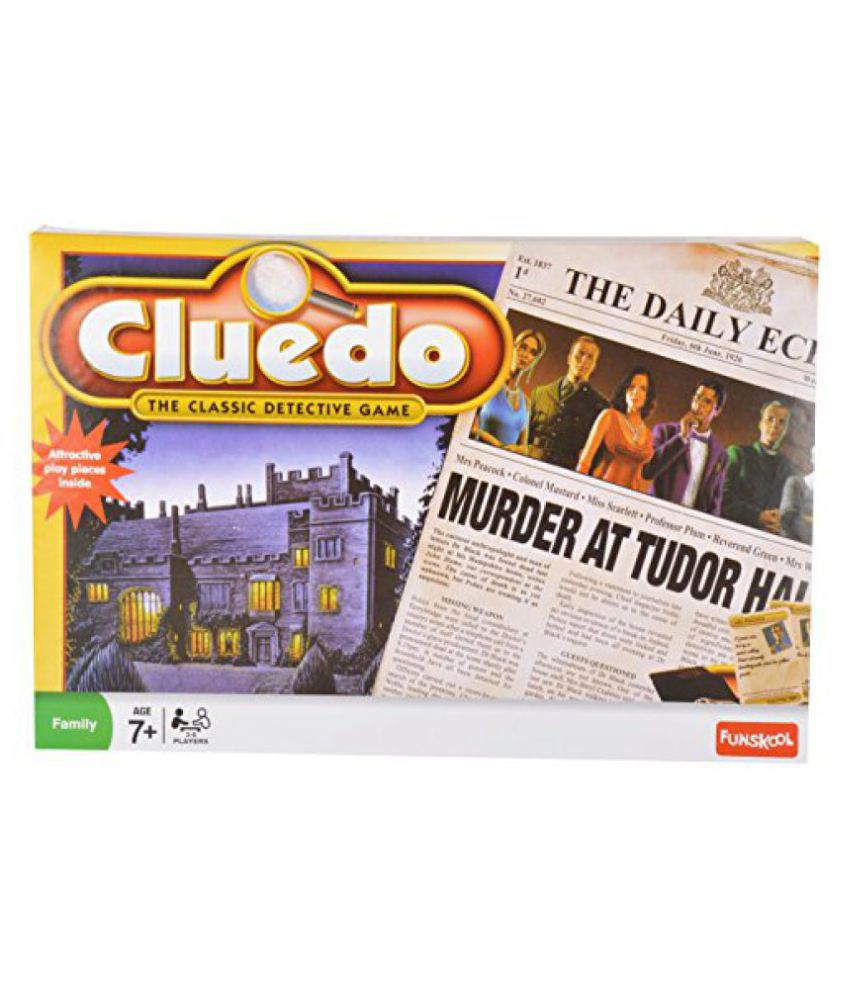 Funskool Cluedo