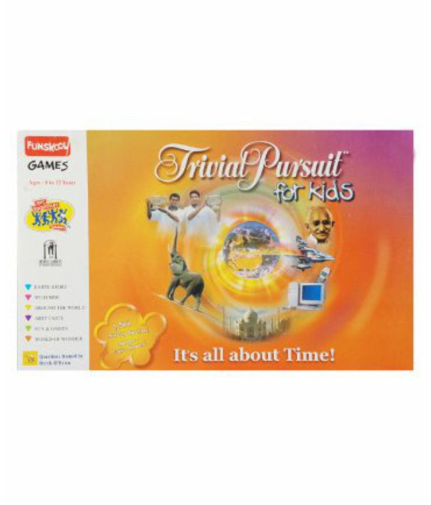 Funskool Trivial Pursuit Kids