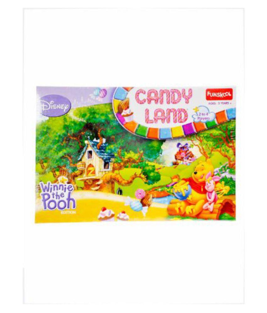 Funskool Winnie the Pooh Candyland